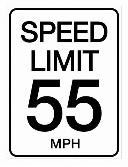 Speed Limit 55 Mph Select Options