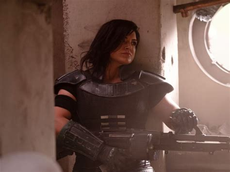 Gina Carano says Lucasfilm excluded her from promoting ...