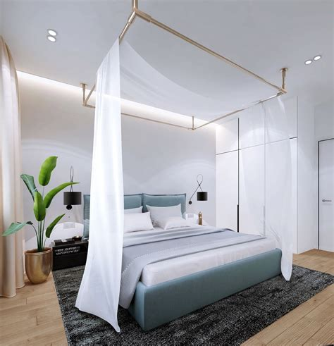 Relaxing Color Schemes In 3 Efficient Single Bedroom Apartments With Floor Plans by Relaxing Color Schemes In 3 Efficient Single Bedroom