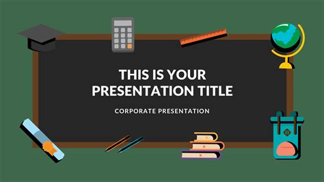 Slider Themes Blackboard Free Slides Keynote Theme And Ppt