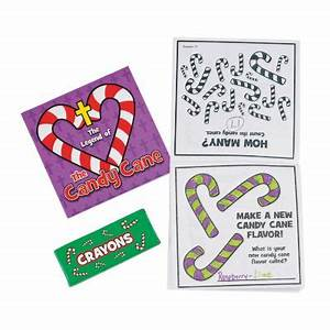Christmas Legend of the Candy Cane Candy Cane Meaning