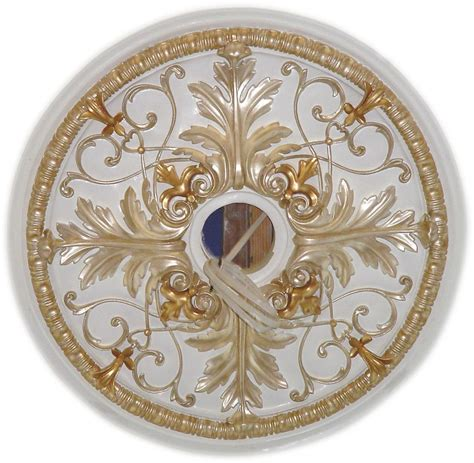 large 2 ceiling medallions unfauxgettable finishes llc gallery