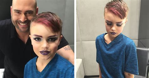 becoming a professional makeup artist 8 year boy wants to become a professional makeup