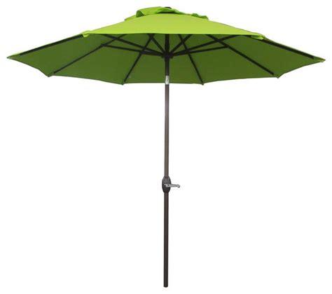 abba patio 9 ft outdoor patio table aluminum umbrella with