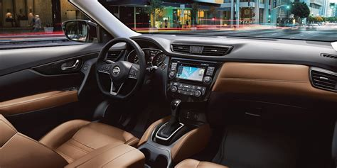 interior design x trail 2018 nissan x trail features technology safety