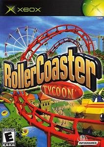 Roller Coaster Tycoon Xbox