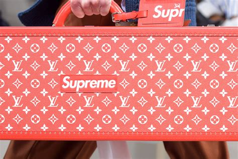 louis vuitton  supreme collection allure