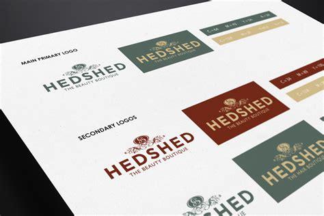 hed shed branding logo designer birmingham wolverhton