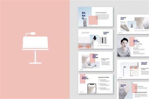 minimal creative keynote templates design shack