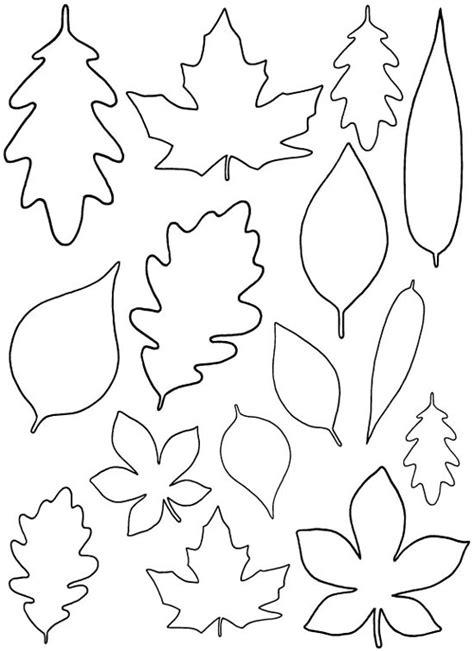 enable   paper leaf template mistyhilltops