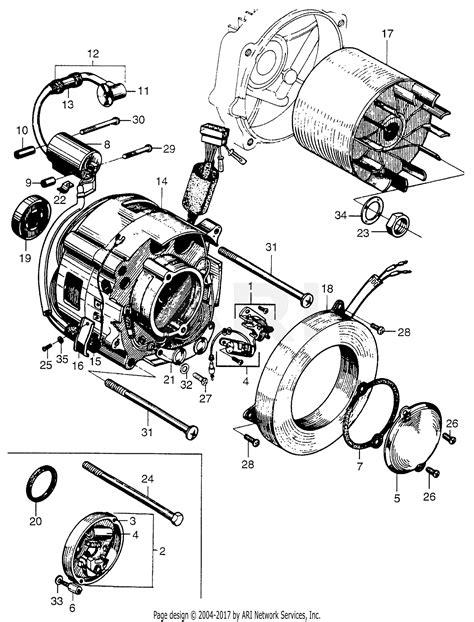 Honda Parts by Honda E300 A Generator Jpn Vin Ge300 100001 To Ge300