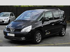 2005 Renault Espace iv – pictures, information and specs