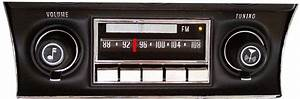 1972 Fm Stereo Radio