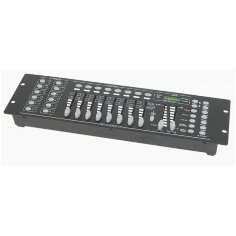 qtx 192 channel dmx light controller