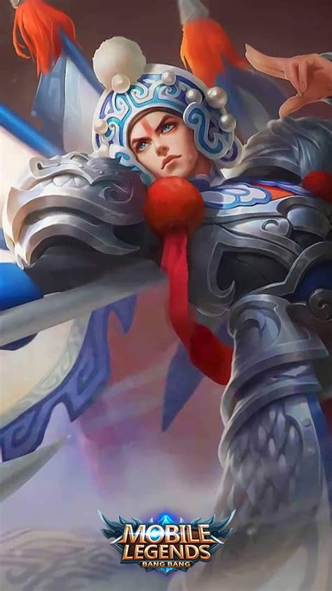 wallpaper hero zilong mobile legend hd info  tips