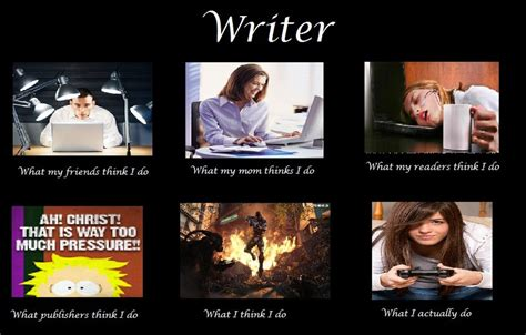 Writer Memes - writer meme by nothingyoucouldlove on deviantart