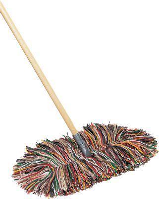 Wool Dust Mop Weve  Usednaturally