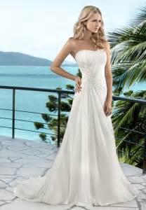 beachy wedding dress occasions wear the best wedding dresses for summer 2013