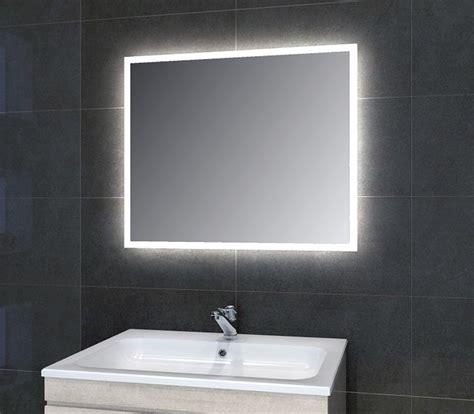 Adara Led Mirror  Modern  Bathroom Mirrors Yorkshire