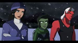 guardianwolf216 Fanmade Young Justice scenes - Young ...
