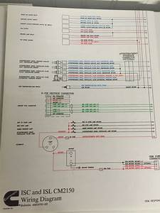 Isc And Isl Cm2150 Wire Diagram Cummins Map 4021573