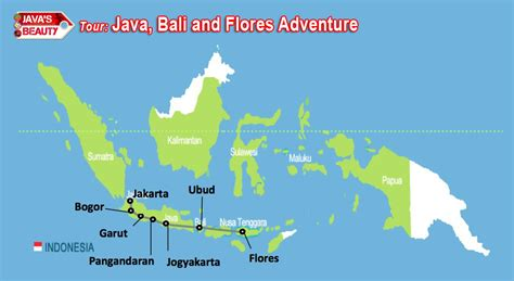 javas beauty bali flores adventure indonesia komodo