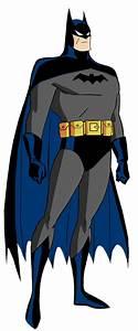 Batman Animated Clipart (59+)