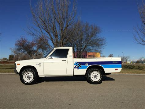 car service manuals pdf 1979 chevrolet luv electronic throttle control 1980 chevy luv mikado 4x4 4 speed manual with only 76 737 actual miles for sale photos