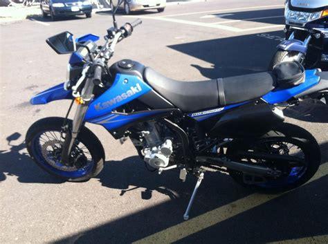 Buy 2010 Kawasaki Klx250 Sf Super Motard 250 Dual Sport On