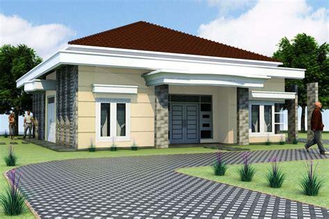 desain rumah mewah minimalis modern  lantai homkonsep