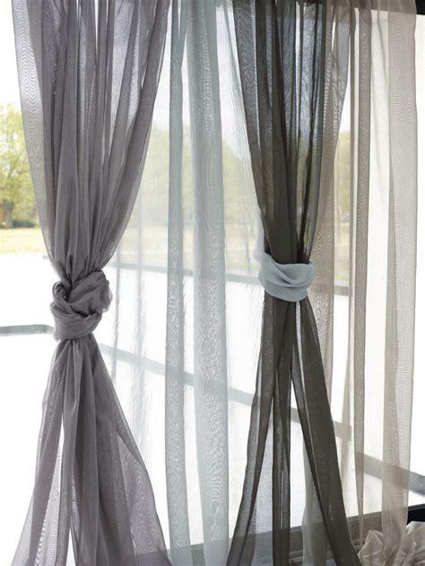 voilage vitrage sur mesure voilage 233 tamine vitrage rideau contre la vitre etablissements paul charriere tissus charriere