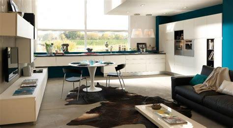 photo cuisine ouverte sur salon cuisine ouverte sur salon une solution pour tous les espaces