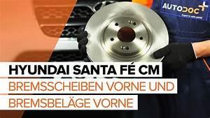 Bremsbeläge Und Bremsscheiben : wie hyundai santa f cm bremsscheiben vorne und ~ Jslefanu.com Haus und Dekorationen