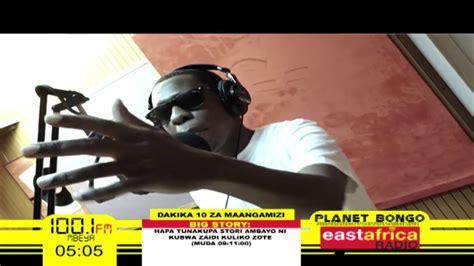 Nacha dakika 10 za maangamizi ndani ya planet bongo ya east africa radio. Dakika 10 Za Maangamizi - Jygga Lo   Planet Bongo - YouTube