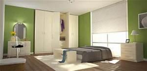Welche Farbe Fürs Schlafzimmer : wohnr ume mit farben gestalten ~ Sanjose-hotels-ca.com Haus und Dekorationen