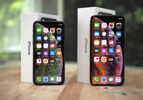 iphone xs and iphone xs max review here comes the future slashgear