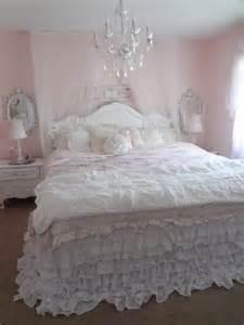 Shabby Chic Ruffled Bedding