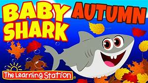 baby shark autumn song by the learning station the