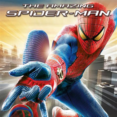 Image The Amazing Spider Man Game Cover Marvel