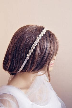 diy bridal hair band diy hair accessory headband