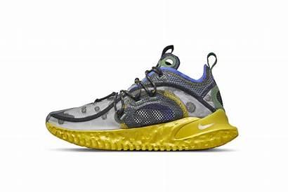 Nike Ispa Flow Release Sneakers Overreact Date