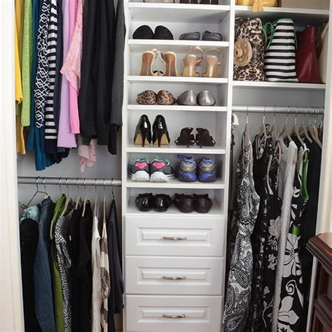 Closet Organization Ideas by Closet Organization Tricks