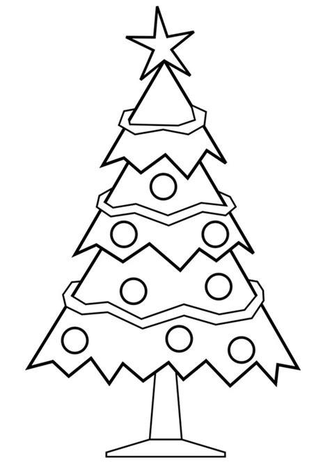 dibujo para colorear 225 rbol de navidad img 28167