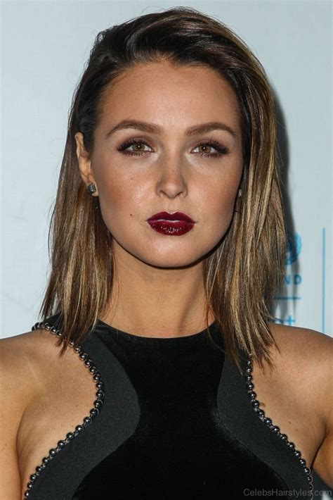 awesome hairstyles  camilla luddington