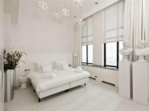 White Hardwood Floors  Modern  Bedroom  San Diego By