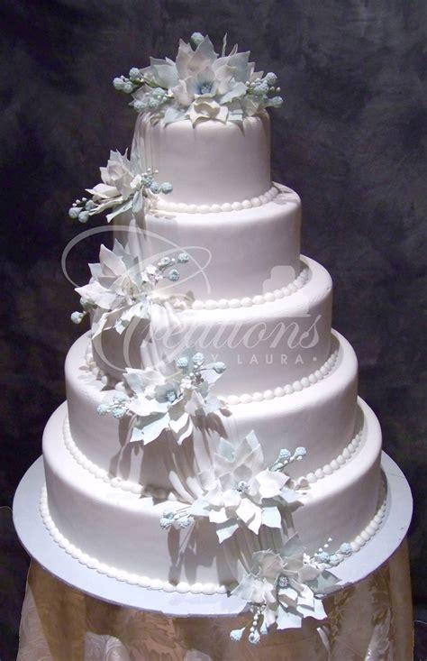 wedding cakes creations  laura