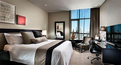 bedroom apartment  kitchen fraser suites perth