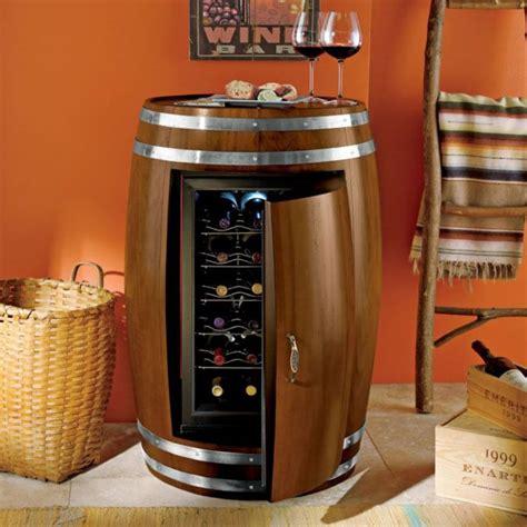 Home Bar Refrigerator by Wine Barrel Refrigerator Vino Che Amo Home Bar Designs