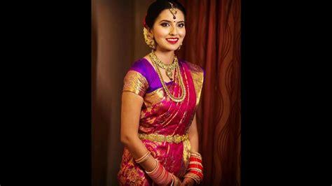 South Indian Wedding Bride || Beautiful Wedding Saree