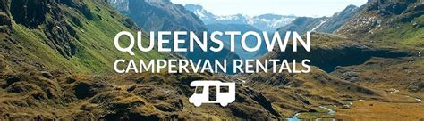 Campervan Hire Queenstown   Compare & Book at VroomVroomVroom